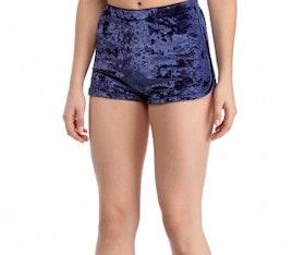 Mrs. Velvet Shorts Crushed Blue