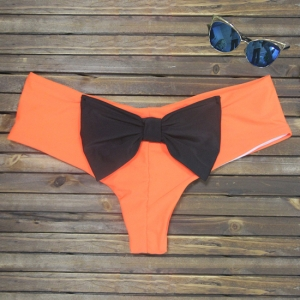 Zaina Bottom Orange