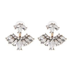 Sofia Clear Earrings