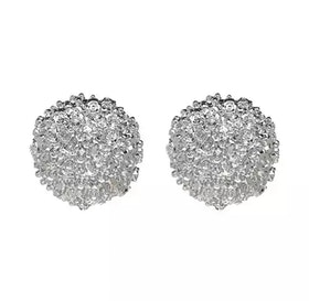 Yuilia Earrings Silver