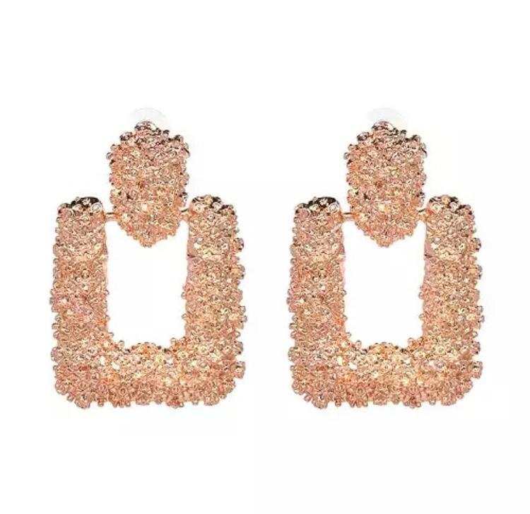 Ranya Rosè Earrings