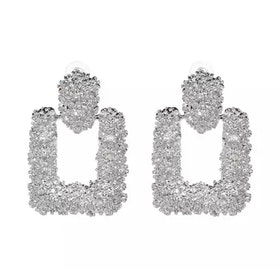 Ranya Silver Earrings