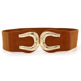 Bella Belt Brown