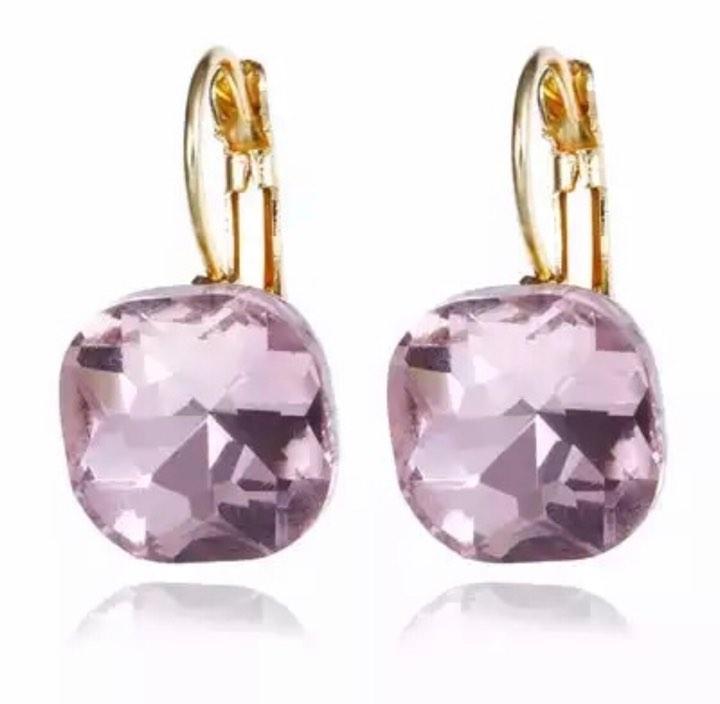Valerie Pink Earrings