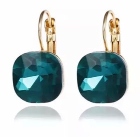 Valerie Green Earrings