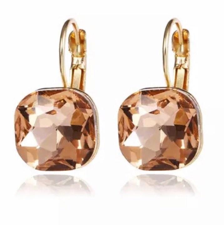 Valerie Rosè Earrings