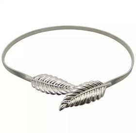 Silver Leaf Belt