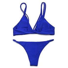 Fanny Bikini Blue