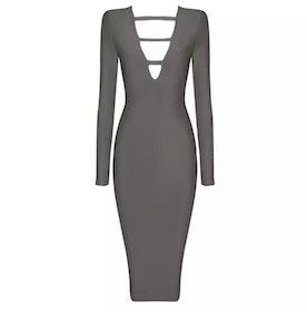 Ruchami Dress Grey