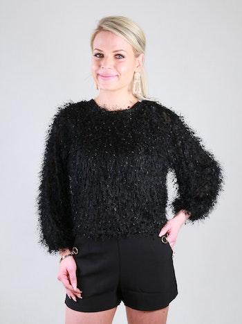 Cozy Chrissie Sweater Black