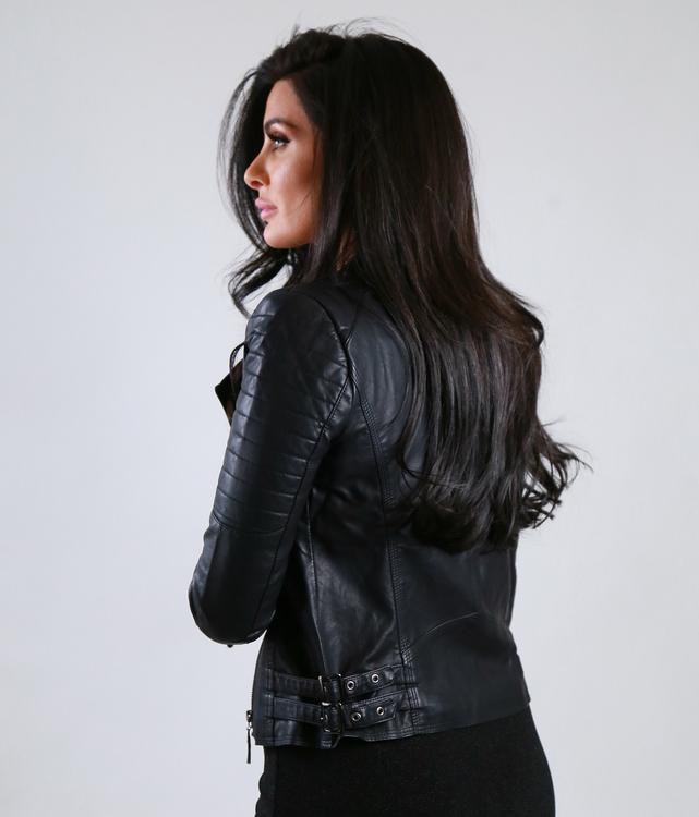 Biker Jacket Black