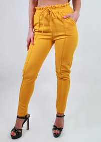 Kinna Pants Yellow