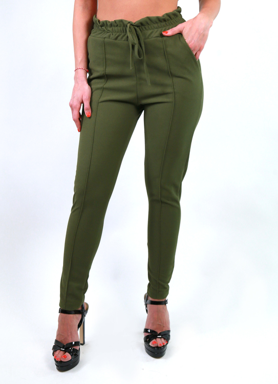 Kinna Pants Green