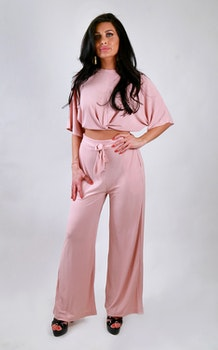 Irina Two Set Tracksuit Pink