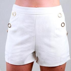 Jackie Shorts White