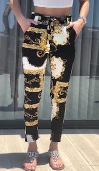 Saranda Pants Black