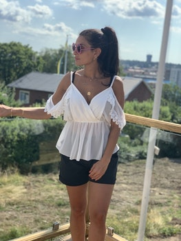 Kenda Top White