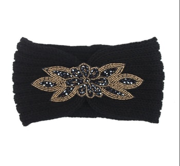 Melina Headband Black