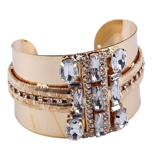 Cindy Gold Bracelet