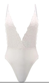 Edessa Body Lace White