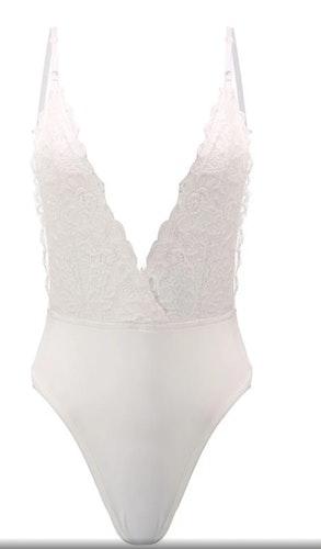 Edessa Body Lace White