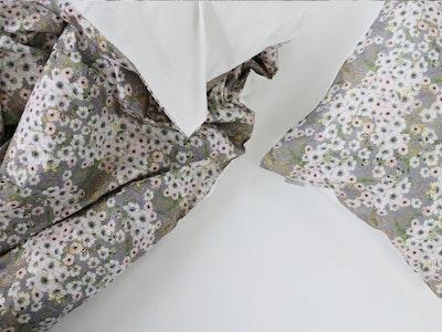 Anémone Dove Grey - Duvet cover  / King size