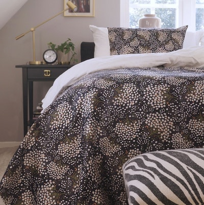 Elderflower Taupe - Duvet cover / King size