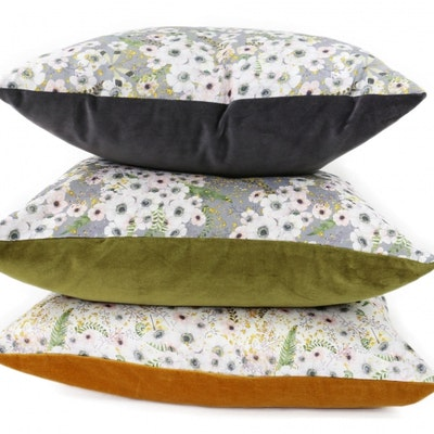 Anemone Cushion Collection / 3 x Cushion Cases