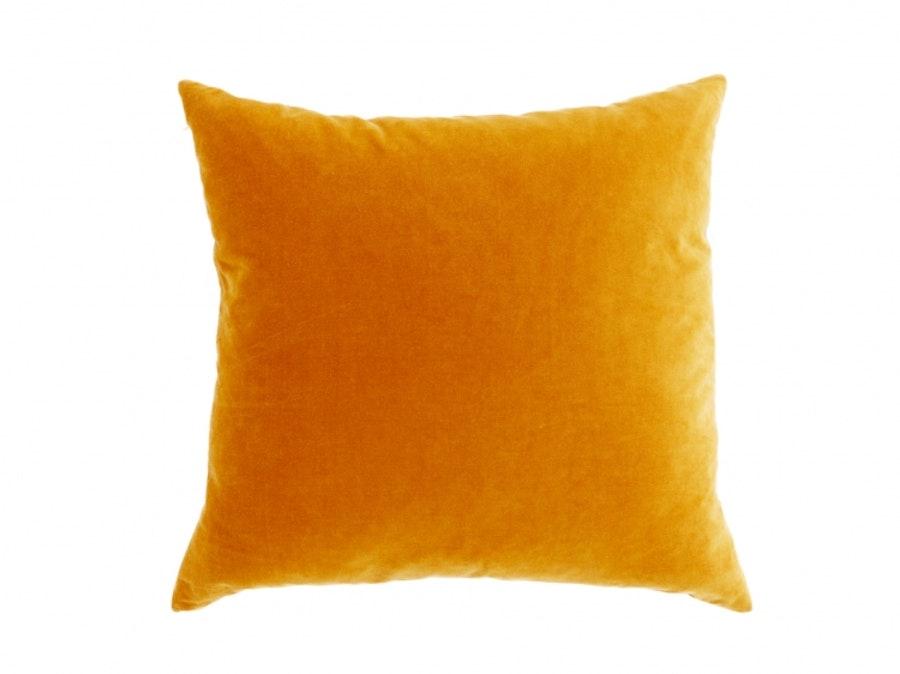 Anémone Eggshell White & Gold / Cushion Case
