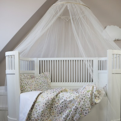 Anémone Eggshell White Bedset / Children
