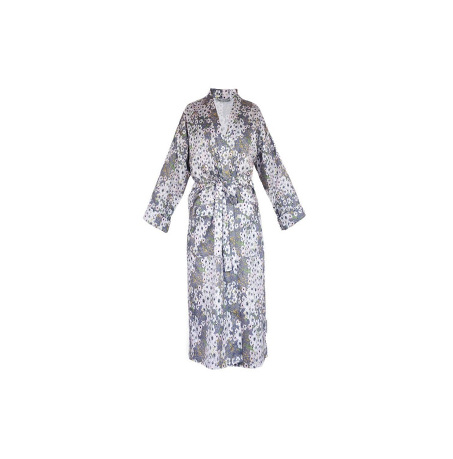 Kimono - Anemone Dove Grey / Anemone Eggshell White or Elderflower Taupe