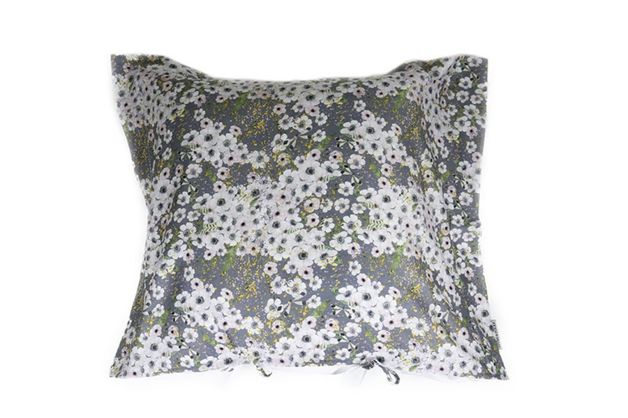 Anemone Dove Grey - Pillow case