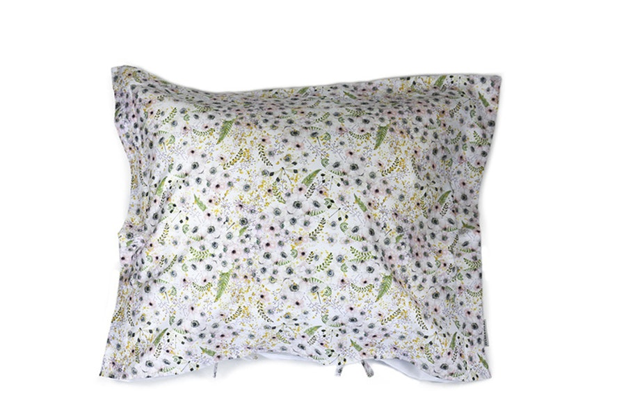 Anémone Eggshell White - Pillow Case