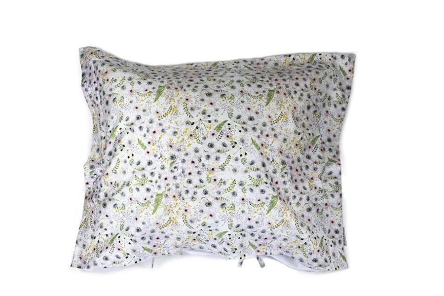 Anémone Eggshell White - Pillow Case