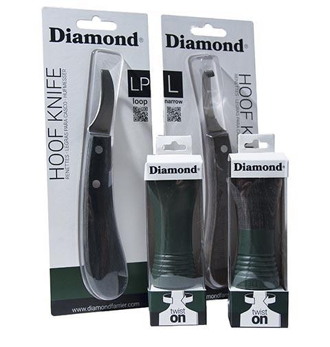 Rasphandtag Diamond Trä