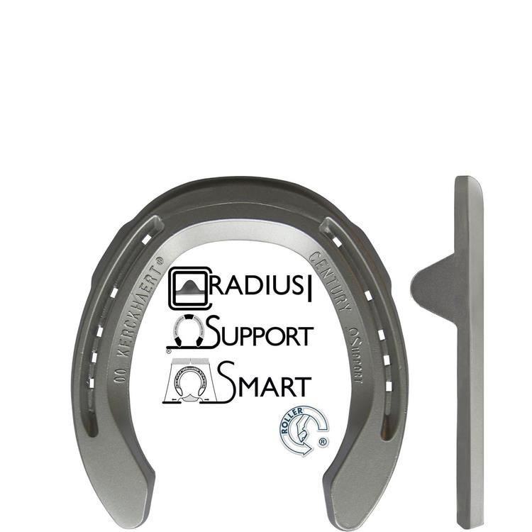 Alu Century Support Bak med Sidokappor