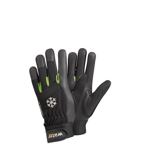 Fodrad vattentät handske 6-pack