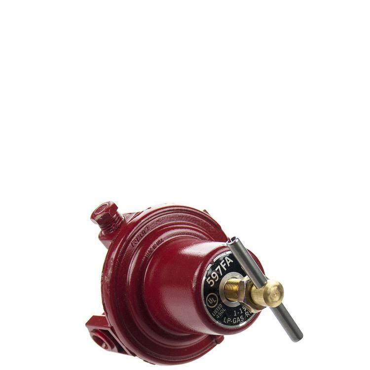 Gasregulator NC