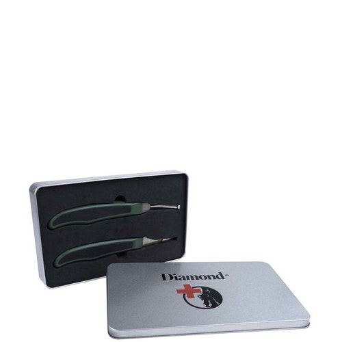 Knivset Diamond Vet Pack