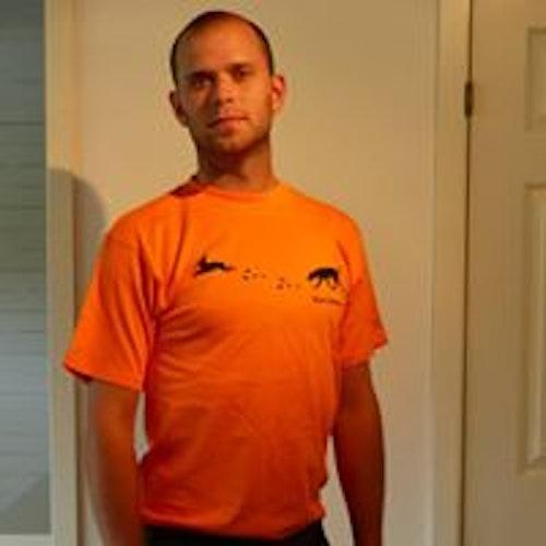Harjägare Orange T-shirt