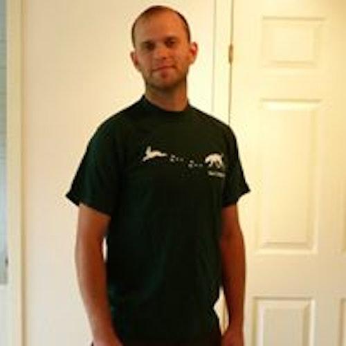 Harjägare Grön T-shirt