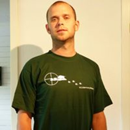 Vildsvinsjägare Grön T-shirt