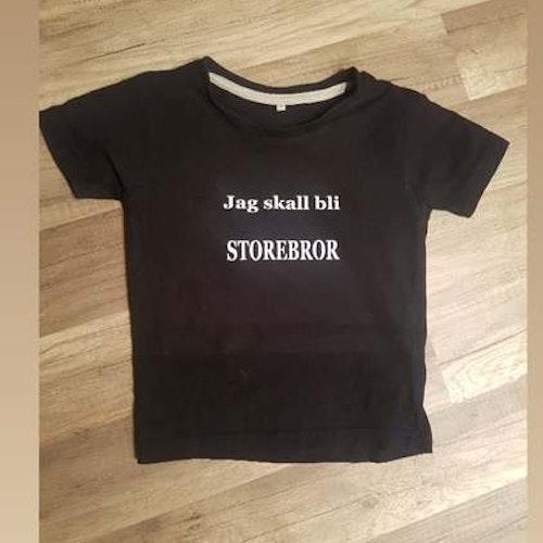 Jag skall bli STORASYSTER/ STOREBROR