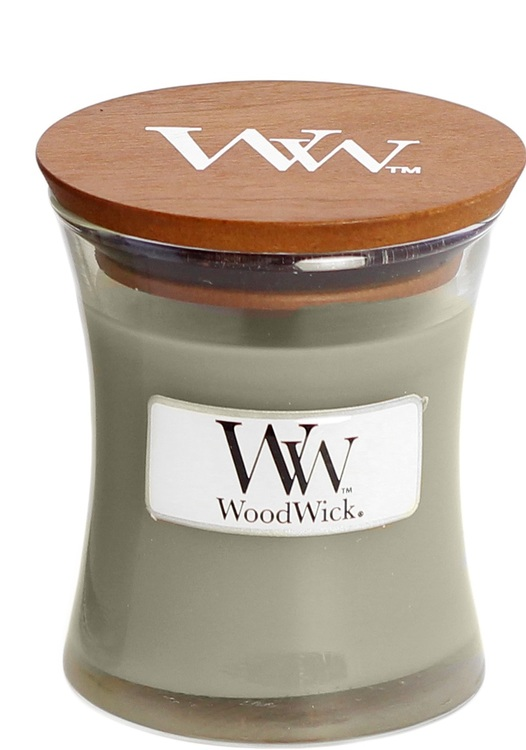 WoodWick - Fireside - Medium Doftljus
