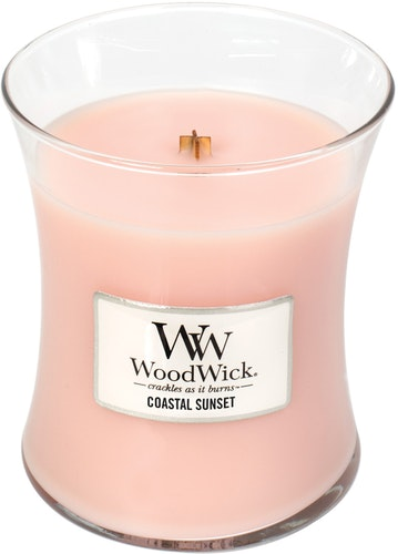 WOODWICK - COASTAL SUNSET- MEDIUM DOFTLJUS