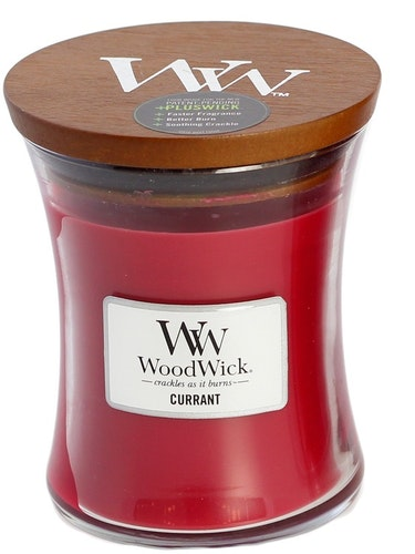 WoodWick - Currant - Medium Doftljus