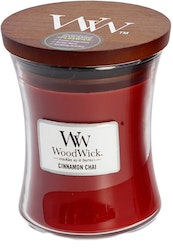 WoodWick - Crimson Berries (Juldoft) - Medium Doftljus