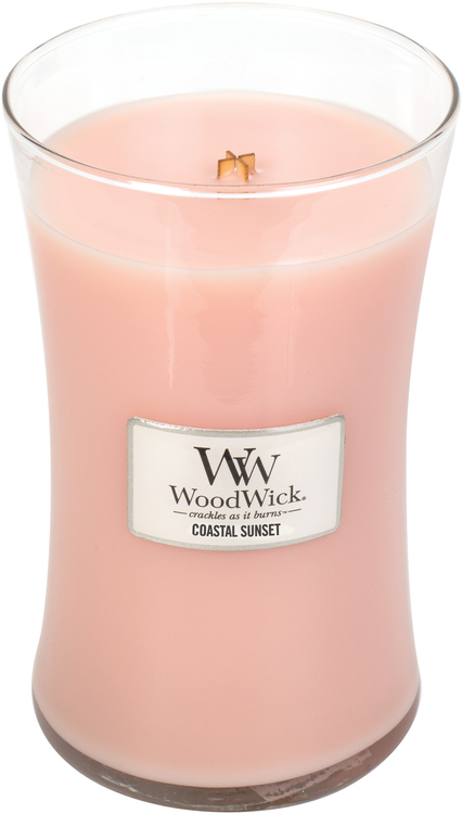 WOODWICK - COASTAL SUNSET- STORT DOFTLJUS