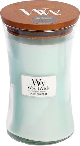 WOODWICK - PURE COMFORT - STORT DOFTLJUS