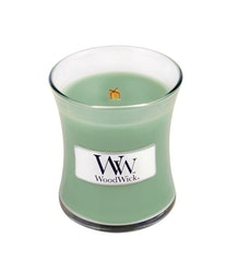 WoodWick - White Willow Moss - Litet Doftljus